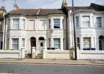 Thumbnail 3 bed terraced house for sale in Tarring Road, Worthing, West Sussex