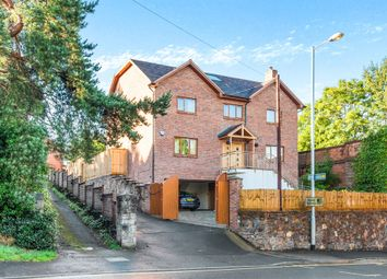 Thumbnail 6 bedroom detached house for sale in The Bartons, Honiton Road, Exeter
