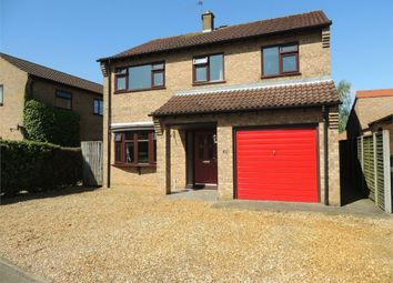 Thumbnail 4 bed detached house for sale in Wimbotsham Road, Downham Market