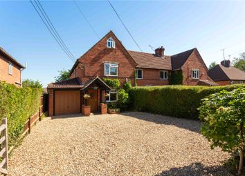 Church Lane, Rotherfield Peppard, Oxfordshire RG9. 4 bed semi-detached house for sale