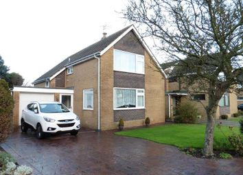 Thumbnail 3 bed detached house for sale in Staining Rise, Staining, Blackpool