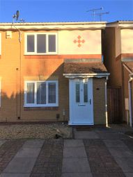 Thumbnail 2 bed semi-detached house to rent in Afan Close, Kettering