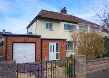 Thumbnail 4 bed semi-detached house for sale in Pant Teg, Conwy