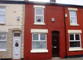 Thumbnail 2 bed terraced house to rent in Greenleaf Street, Liverpool