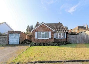 Thumbnail 2 bed detached bungalow for sale in Boltons Close, Pyrford, Woking