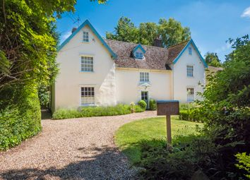 Thumbnail 6 bedroom detached house for sale in Wattisfield, Diss, Norfolk