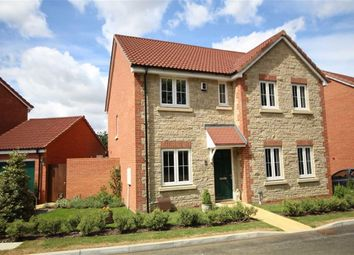 Thumbnail 4 bed detached house for sale in Belcombe Close, Coate, Swindon