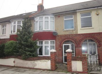 Thumbnail 3 bedroom property for sale in Wesley Grove, Portsmouth