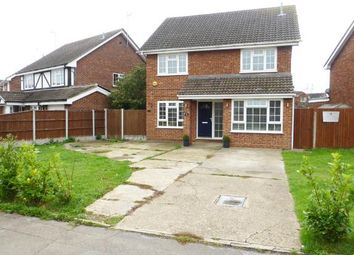 Thumbnail 4 bed detached house for sale in South Benfleet, Essex, .