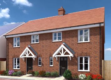 Thumbnail 3 bed semi-detached house for sale in Caburn Fields, Ringmer, Lewes