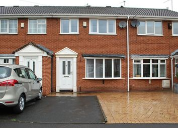 Thumbnail 2 bed terraced house for sale in Sharon Close, Ashton-Under-Lyne