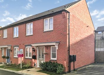 3 bed semi-detached house for sale in Monmouth Way, Grantham NG31