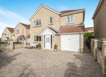 Thumbnail 4 bed detached house for sale in Swinston Hill Gardens, Dinnington, Sheffield