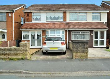 Thumbnail 3 bed semi-detached house to rent in Amanda Road, Fazakerley, Liverpool