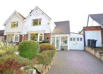Thumbnail 3 bed semi-detached house for sale in Priory Road, Kings Heath, Birmingham