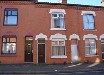 Thumbnail 2 bed terraced house for sale in Linden Street, North Evington, Leicester