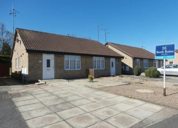Thumbnail 2 bed bungalow to rent in Sutton Court Howdale Road, Hull