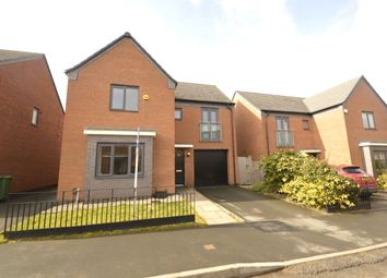 Thumbnail 4 bed detached house for sale in Ranger Drive, Wolverhampton