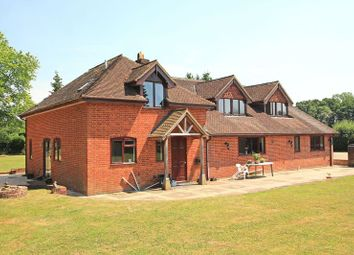 Thumbnail 5 bed detached house for sale in Lyburn Road, Hamptworth, Salisbury