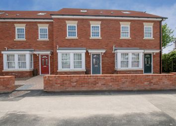 Thumbnail 3 bed terraced house for sale in White Hart Lane, Portchester, Fareham