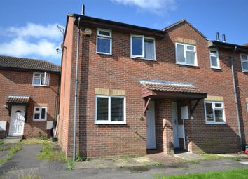 Thumbnail 2 bed end terrace house for sale in Vivaldi Close, Basingstoke