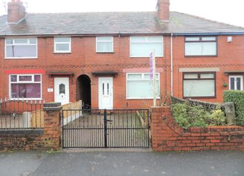 Thumbnail 3 bed town house for sale in 4 Berkeley Avenue, Chadderton