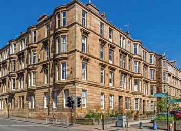 Thumbnail 2 bed flat for sale in West Princes Street, Woodlands, Glasgow