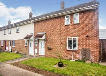 Thumbnail 2 bed semi-detached house for sale in Sussex Gardens, Scampton, Lincoln