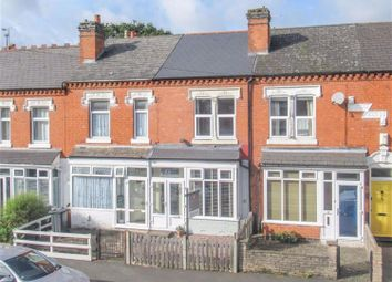 Thumbnail 2 bed terraced house for sale in Earls Court Road, Harborne, Birmingham