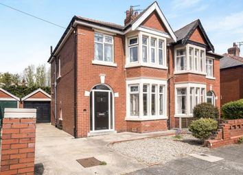 Thumbnail 3 bed semi-detached house for sale in Chiltern Avenue, Blackpool, Lancashire