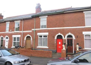 Thumbnail 3 bedroom terraced house for sale in Avondale Road, Derby