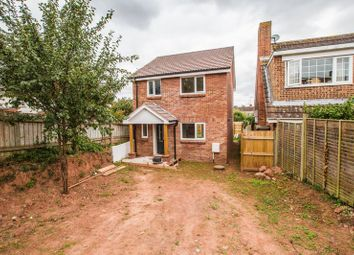 Thumbnail 3 bedroom detached house for sale in Primrose Way, Crediton