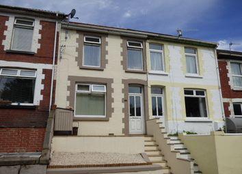 Thumbnail 3 bed terraced house for sale in Upper Adare Street, Pontyvymmer, Bridgend