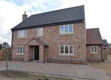 Thumbnail 4 bed detached house for sale in South Fens Business Centre, Fenton Way, Chatteris