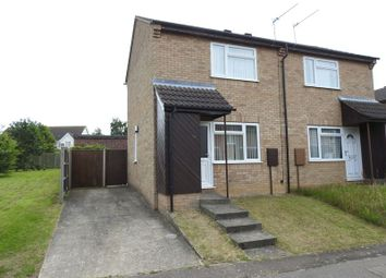 Thumbnail 1 bedroom semi-detached house to rent in Harebell Way, Carlton Colville, Lowestoft