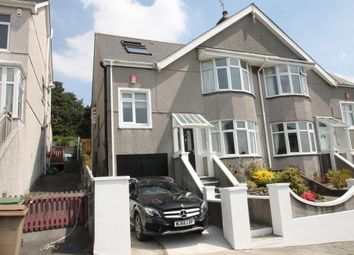 Thumbnail 3 bedroom semi-detached house for sale in Brean Down Road, Plymouth