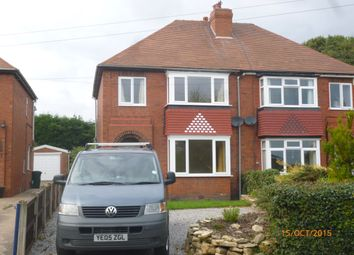Thumbnail 3 bed detached house to rent in Cadeby Road, Sprotbrough, Doncaster
