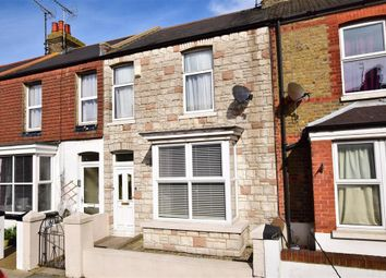 Thumbnail 3 bedroom terraced house for sale in Byron Avenue, Margate, Kent