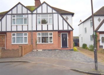 Thumbnail 4 bed semi-detached house for sale in Williams Lane, Morden