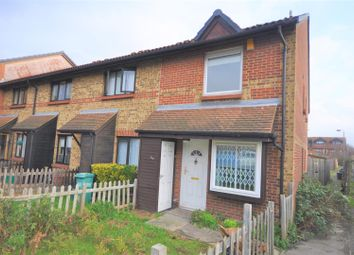 Thumbnail 1 bed terraced house for sale in Church Road, Mitcham