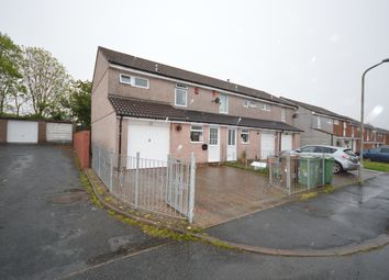 Thumbnail 3 bedroom terraced house for sale in Wentwood Gardens, Plymouth