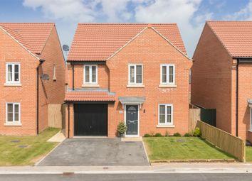 Thumbnail 4 bed detached house for sale in 3 Plough Lane, Malton