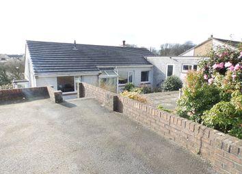 Thumbnail 3 bed detached bungalow for sale in Redmoor Close, Tavistock