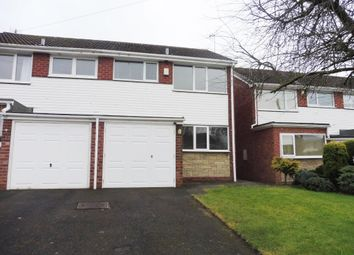Thumbnail 3 bed property to rent in Dubarry Avenue, Kingswinford