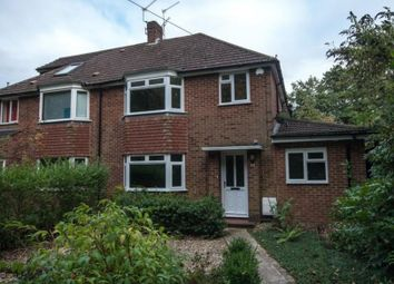 Thumbnail 4 bed semi-detached house to rent in Reading Road, Burghfield Common, Burghfield Common, Reading