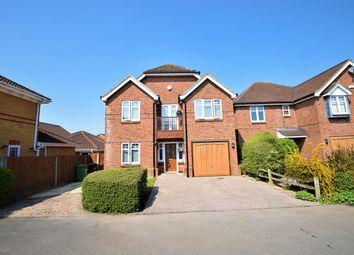 Thumbnail 4 bed detached house for sale in Chelmarsh Gardens, Fair Oak, Eastleigh, Hampshire