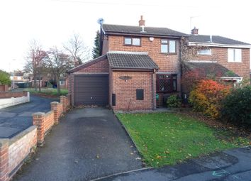 Thumbnail 3 bed property for sale in Abney Crescent, Measham, Derbyshire