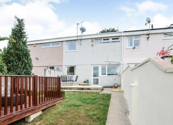 Thumbnail 2 bed terraced house for sale in Galsworthy Close, Plymouth