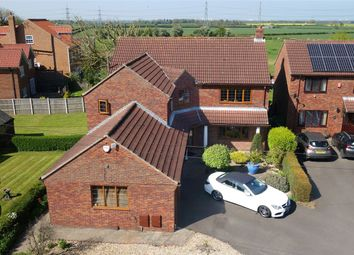 Thumbnail 4 bed detached house for sale in Ulceby Road, Wootton, Ulceby, Lincolnshire