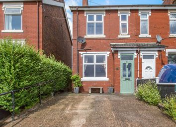 Thumbnail 2 bed semi-detached house for sale in Bull Lane, Brindley Ford, Stoke-On-Trent